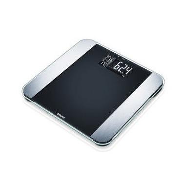 Beurer BF Limited Edition 2013 Nero, Acciaio inossidabile Bilancia pesapersone elettronica
