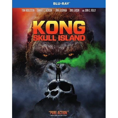 Kong: Skull Island, Blu-Ray Blu-ray 2D ITA