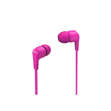 Philips TAE1105PK/00 cuffia e auricolare Cuffie Rosa