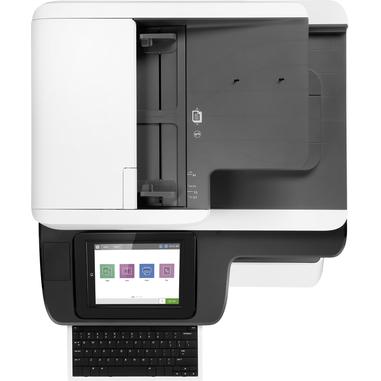 HP PageWide Stampante multifunzione Enterprise Color Flow 785f