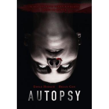 Autopsy, DVD DVD 2D ITA