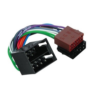 Hama Car Adapter ISO - ISO (Loudspeaker Connection)
