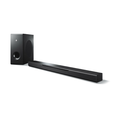 Yamaha MusicCast BAR 400 altoparlante soundbar 6.1 canali 49 W Nero