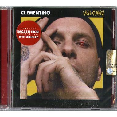 Clementino - Vulcano, CD