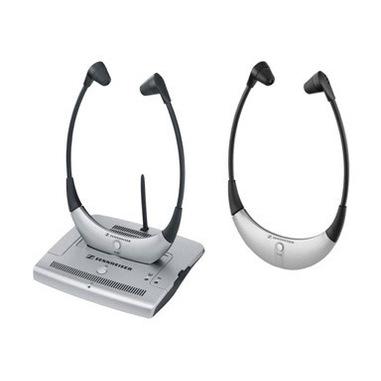 Sennheiser RS 4200-2 II Cuffie Stetoscopiche Nero, Argento