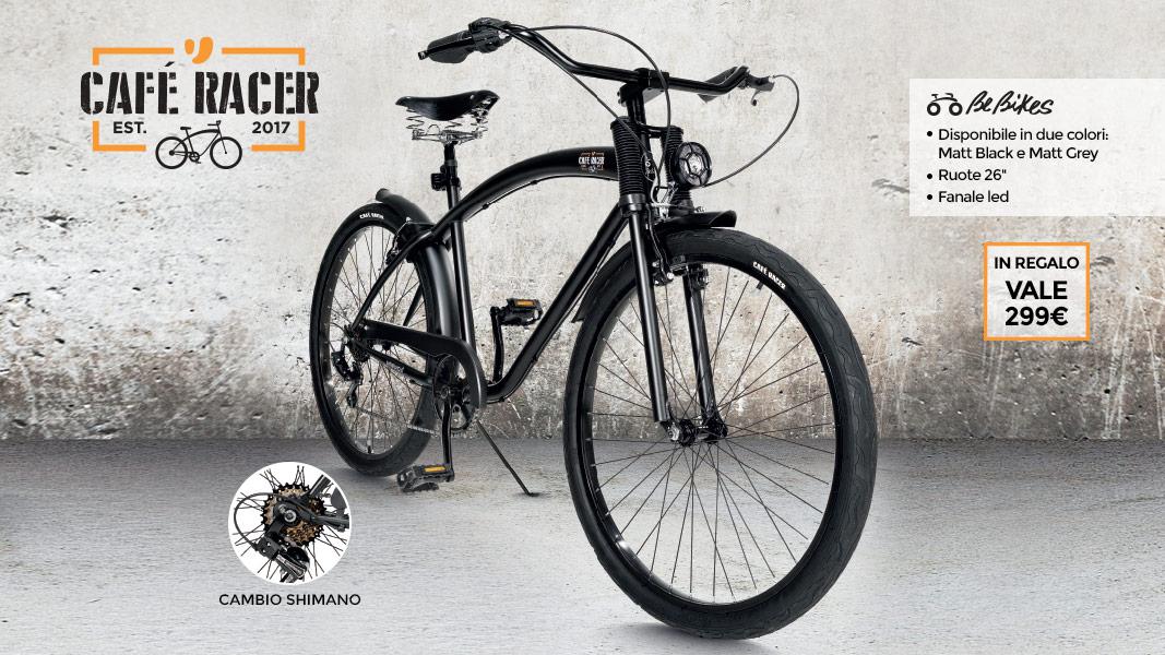 Bicicletta Cafe Race