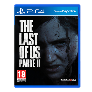 The Last of Us Parte II, PS4
