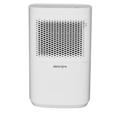 Electroline DEM-120 deumidificatore 2,2 L 45 dB 250 W Bianco