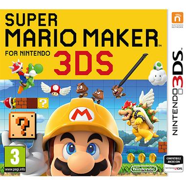 Super Mario Maker, 3DS