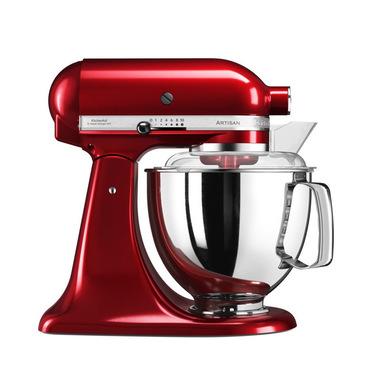 KitchenAid Artisan robot da cucina 300 W 4,8 L Rosso