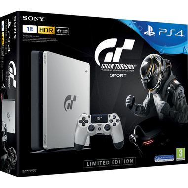 Sony Play Station 4 special edition + GT Sport 1000GB Wi-Fi
