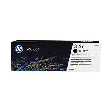 HP Cartuccia toner nero originale ad alta capacità LaserJet 312X