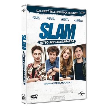SLAM: Tutto per una ragazza, DVD DVD 2D ITA