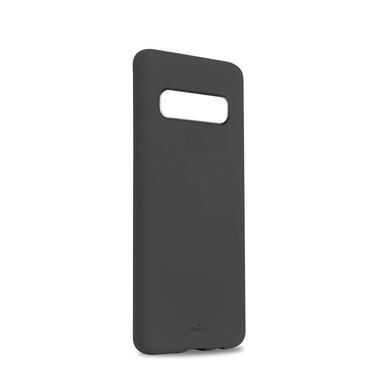 """PURO Icon custodia per Galaxy S10+ 16,3 cm (6.4"""") Cover Grigio"""