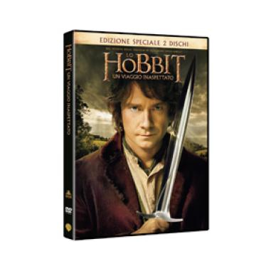 Lo Hobbit - Un Viaggio Inaspettato (2 Dvd)