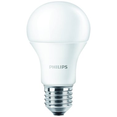 Philips Lampadina LED, Attacco E27, 6W equivalente a 40W