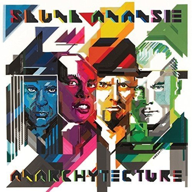 Anarchytecture, CD