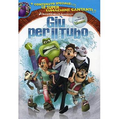 Giu' Per Il Tubo (DVD)