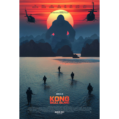 Kong: Skull Island (DVD)