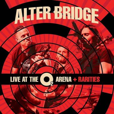 Alter Bridge - Live at the O2 Arena + Rarities, 3CD CD Rock