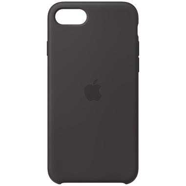 Apple Custodia in silicone per iPhone SE - Nero