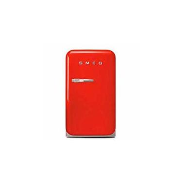 Smeg FAB5RRD3 frigorifero Libera installazione Rosso 34 L A+++