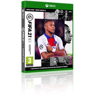 FIFA 21 Champions Edition, Xbox One