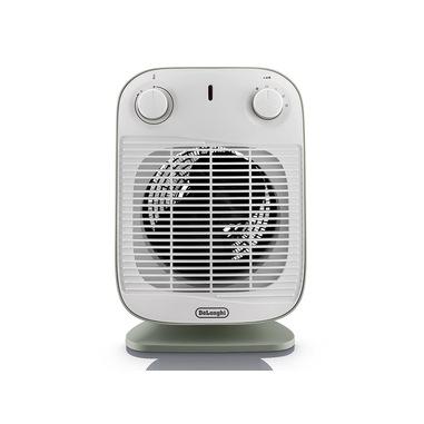 De'Longhi HFS50B20.GR Interno Verde, Bianco 2000 W Riscaldatore ambiente elettrico con ventilatore