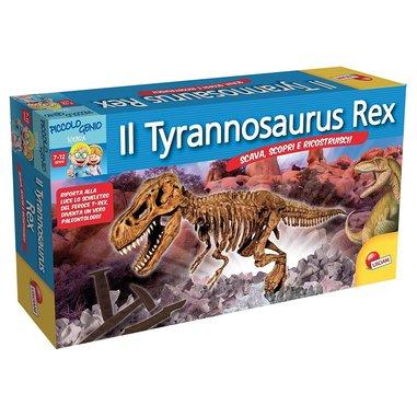 Lisciani Piccolo genio: scava e scopri T-rex