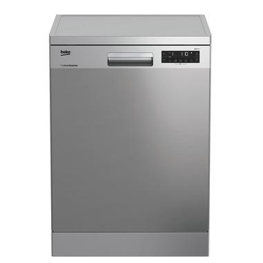 Beko DFN28430X lavastoviglie Libera installazione 14 coperti D