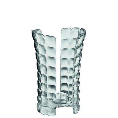 Fratelli Guzzini Tiffany supporto per tazza Grigio Acrilico, Stirene Metilmetacrilato (SMMA)