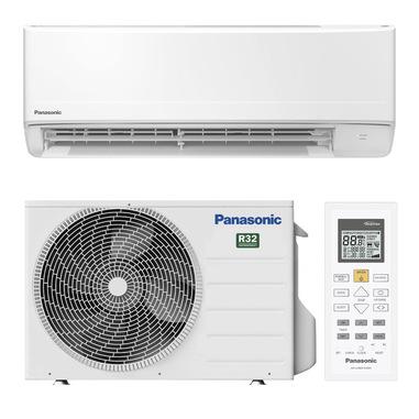 Panasonic CU-FZ25WKE + CS-FZ25WKE Climatizzatore split system Bianco