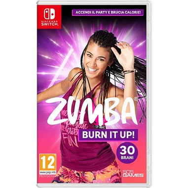 Zumba Burn It Up!, Switch