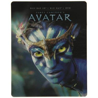 Avatar - edizione limitata steelbook (Blu-ray + DVD)