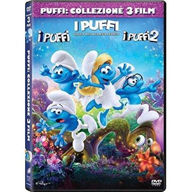 I Puffi: Collezione 3 Film (3 DVD)