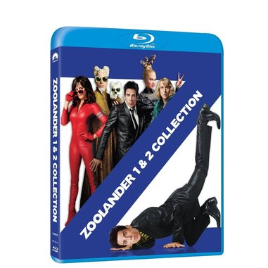 Zoolander 1 e 2 collection (Blu-ray)