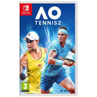 AO Tennis 2, Switch