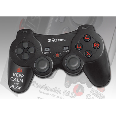 Xtreme Controller PS3 Keep Calm & Play