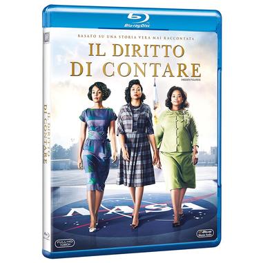 Il Diritto di Contare, Blu-Ray Blu-ray 2D ITA