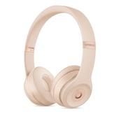 Beats Beats Solo3 Padiglione auricolare Stereofonico Con cavo e senza cavo  Oro ab61b933700e