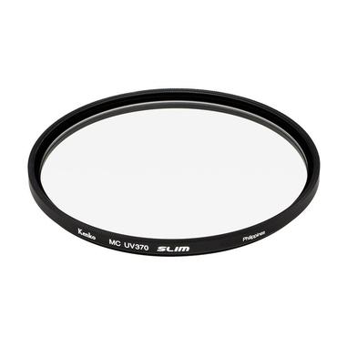 Kenko MC UV370 Slim 62MM Ultraviolet (UV) camera filter 62mm