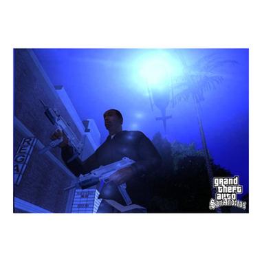 Grand Theft Auto: San Andreas, PS3