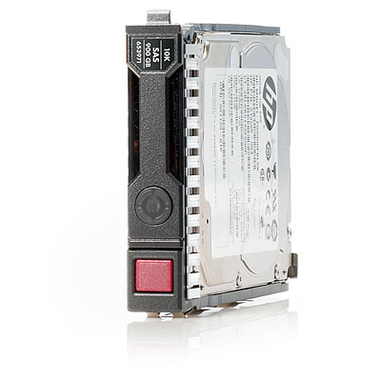 Hewlett Packard Enterprise 900GB 6G SAS 10K rpm SFF 2.5