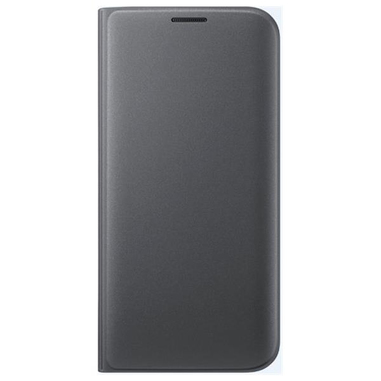 Samsung FLIP Wallet Galaxy S7 edge Foglio Nero