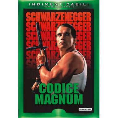 Codice Magnum, DVD DVD 2D ITA