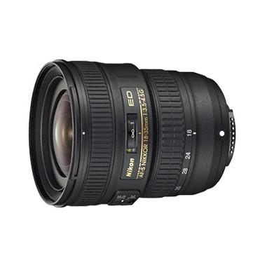 Nikon AF-S NIKKOR 18–35mm f/3.5–4.5G ED SLR Obiettivo con zoom grandangolare Nero