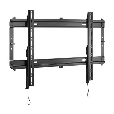 """Nilox AMCHRLF2 supporto da parete per tv a schermo piatto 152,4 cm (60"""") Nero"""