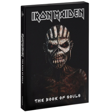 The Book Of Souls, 2CD