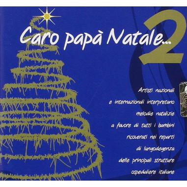 Edel Caro Papà Natale 2, CD