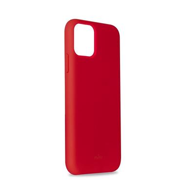 """PURO IPCX6119ICONRED custodia per iPhone 11 15,5 cm (6.1"""") Cover Rosso"""